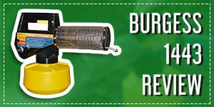 burgess 1443 propane insect fogger review