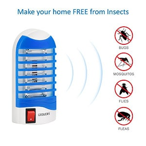 Bug Zapper Electronic Mosquito Zapper