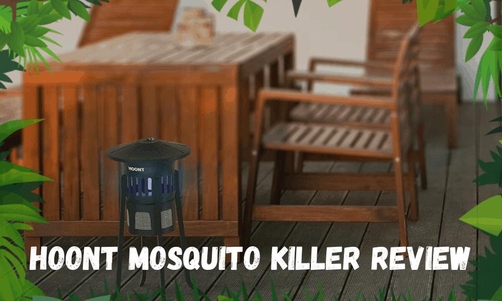 Hoont Mosquito Killer review