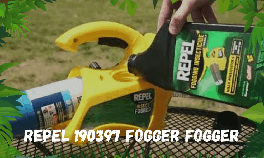 Repel 190397 FOGGEr Fogger