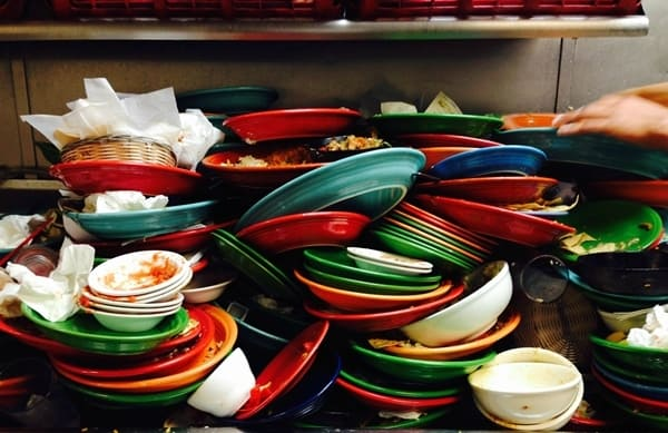 pile-of-dishes