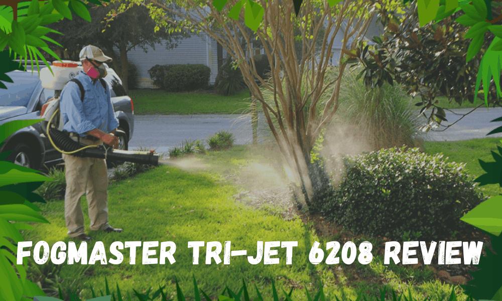 Fogmaster Tri-Jet 6208 REVIEW