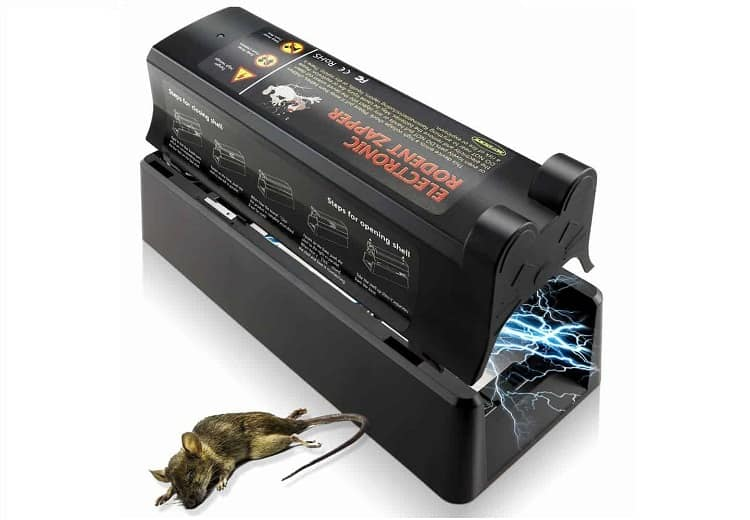 ASprink Electronic Rodent Trap