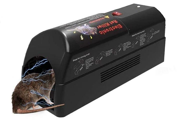 Aspectek Electronic Rat Trap