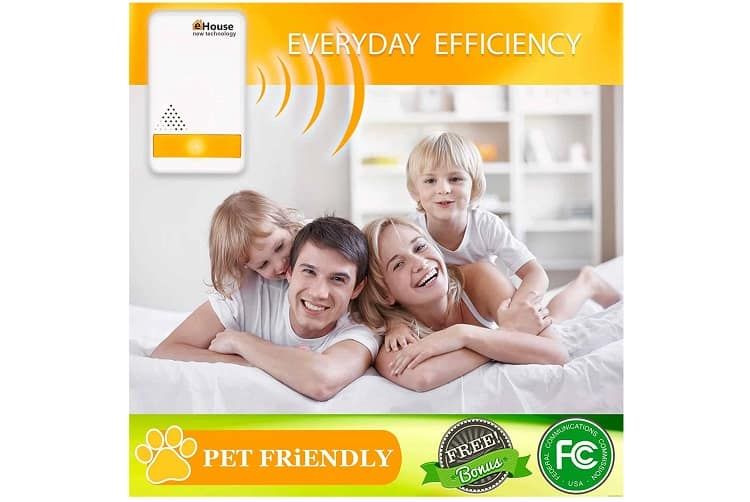 EHOUSE Best Mouse Repellents