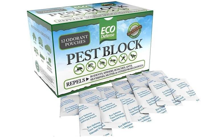 Eco Defense Pest Control Pouches