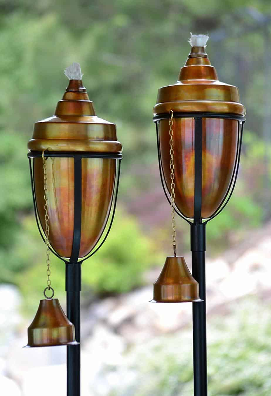 Best Tiki Torches for Mosquito Repellents | Insect Hobbyist