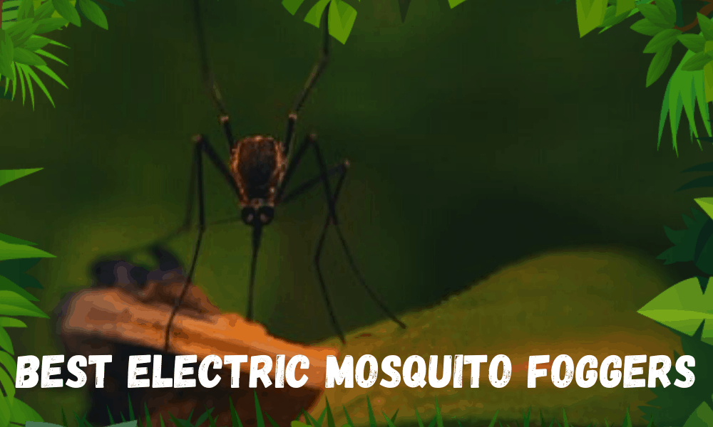 Best Electric Mosquito Foggers