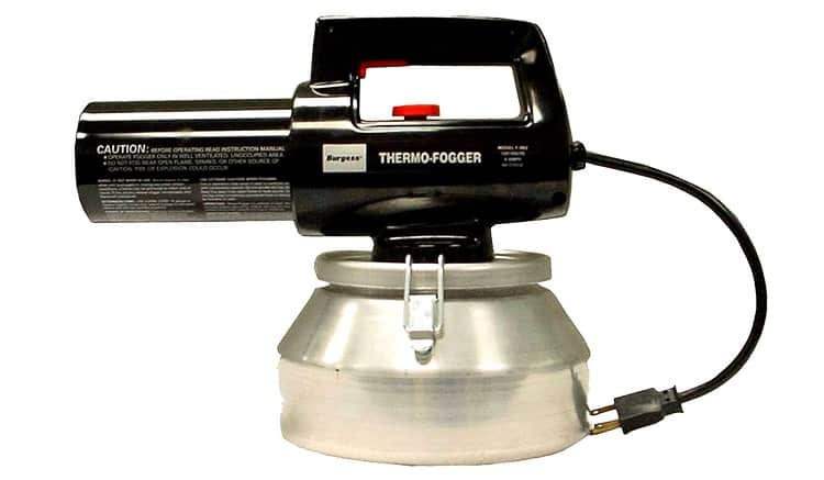 Burgess 982 Electric Thermal Fogger