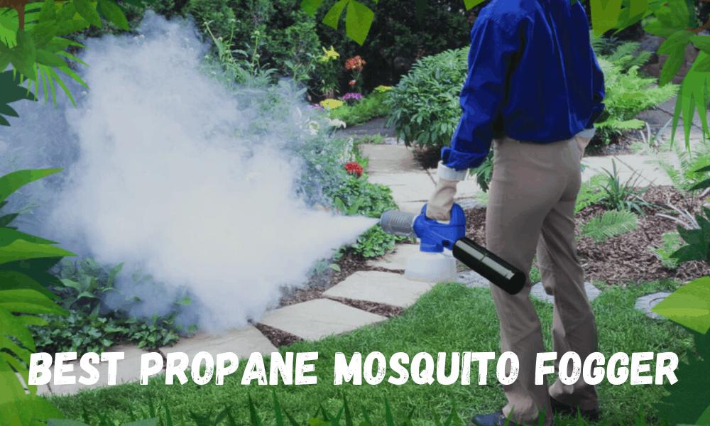 Best Propane Mosquito Fogger