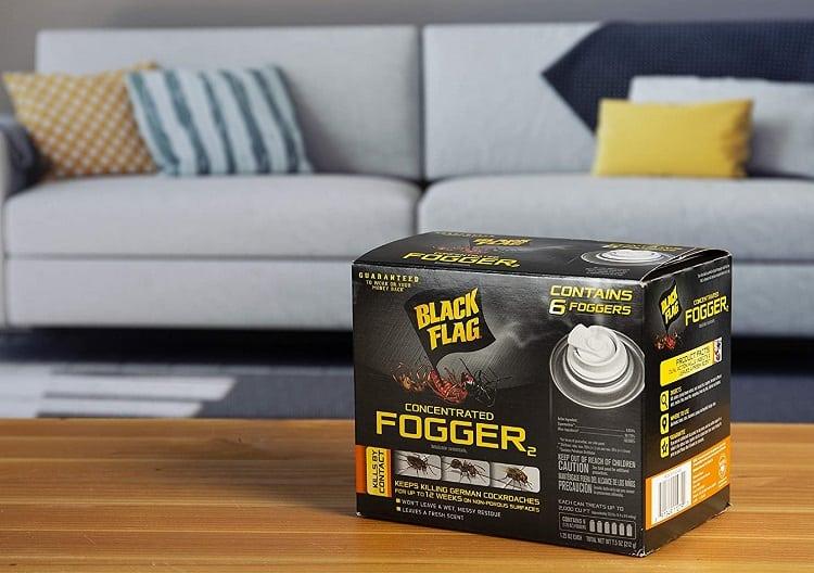 Black Flag Indoor FOgger