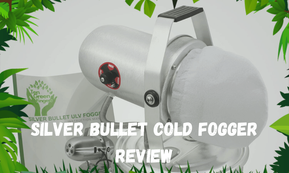 Silver Bullet Cold Fogger Review