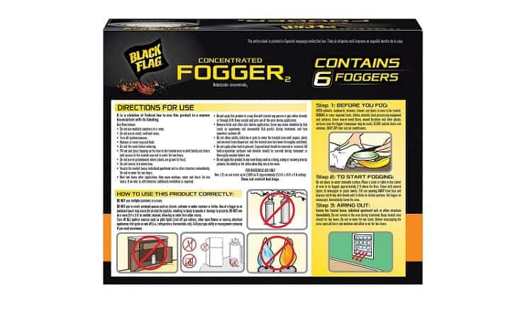black fogger 6 indoor