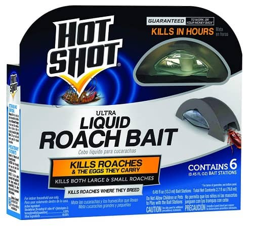 hot shot ultra liquid bait