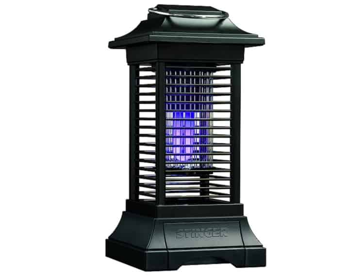 stinger portable bug zapper